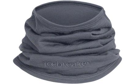Multifunkční šátek Icebreaker Adult Flexi Chute - gritstone hthr 81e35da871
