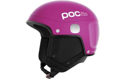 937d178a58a Dětská lyžařská helma POC POCito Skull Light - fluorescent pink