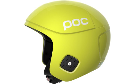 0ea4347479 Lyžařská helma POC Skull Orbic X SPIN - hexane yellow