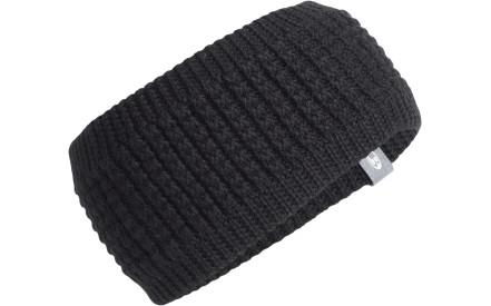 a059381d934 Čelenka Icebreaker Adult Affinity Headband - black gritstone hthr
