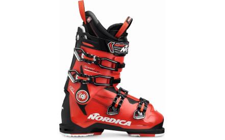 Lyžařské boty Nordica Speedmachine 130 - black red black 0ca168cde34