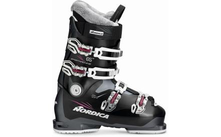 0cba3a1f5fe Dámské lyžařské boty Nordica Sportmachine 65 W - anthracite black purple