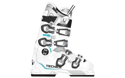 5664358c536 Dámské lyžařské boty Tecnica Mach Sport 75 W HV - white blue