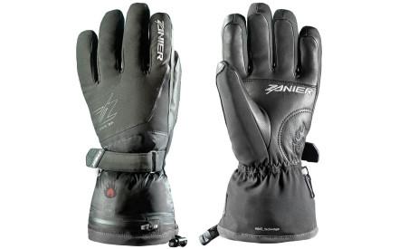 329b89db1a4 Pánské vyhřívané rukavice Zanier Heat.ZX 3.0 - black