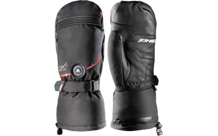 Vyhřívané palčáky Zanier Alpine Pro Heat - black 13e5df77aa