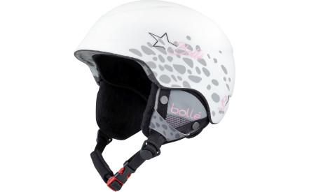 Dětská lyžařská helma Bollé B-Lieve - Anna Veith signature series 8821035af1b