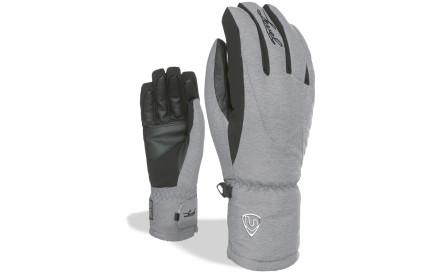 47129ce97f4 Dámské lyžařské rukavice Level Alpine W - Silver