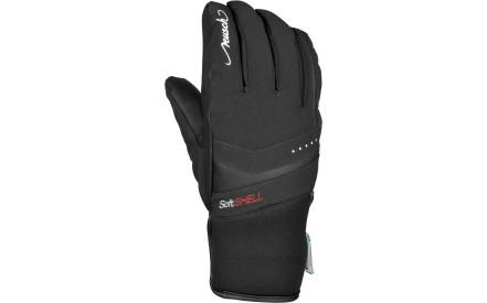 Dámské lyžařské rukavice Reusch Tomke STORMBLOXX - black 9b56e0138b