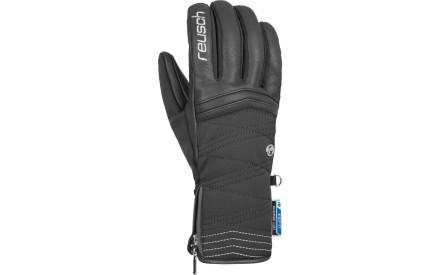 459fba693a4 Dámské lyžařské rukavice Reusch Anna Veith R-TEX XT - black silver