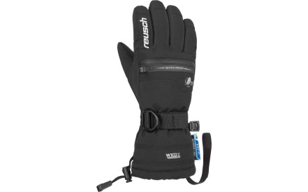 Dětské lyžařské rukavice Reusch Luis R-TEX XT Junior - black white 99cd7e2c05