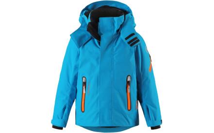 e2bddc81597 Dětská membránová bunda Reima Regor - turquoise