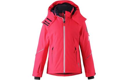 4603604a937 Dětská membránová bunda Reima Glow - strawberry red