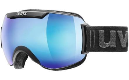 93be0b8e7 Lyžařské brýle Uvex downhill 2000 FM chrome - blue chrome