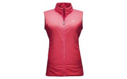 95465f58050 Dámská lyžařská vesta Kjus Ladies Haidi Vest - lipstick pink