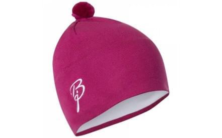 d9121dc5745 Zimní čepice Bjorn Daehlie Classic - beetroot pink