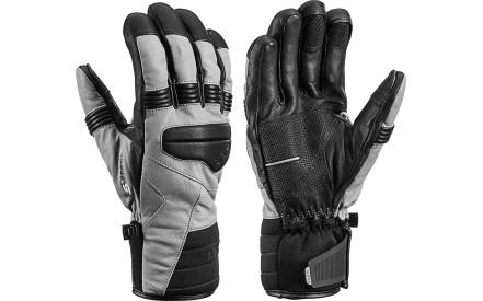 Lyžařské rukavice Leki Progressive 9 S mf touch graphite-black c0374aabf2