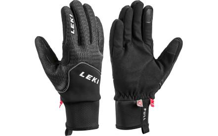 e1758f023d1 Běžkařské rukavice Leki Nordic Thermo black-charcoal