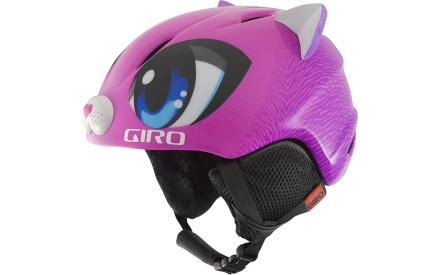 Dětská lyžařská přilba Giro Launch Plus Pink Meow 6f2a90de34a