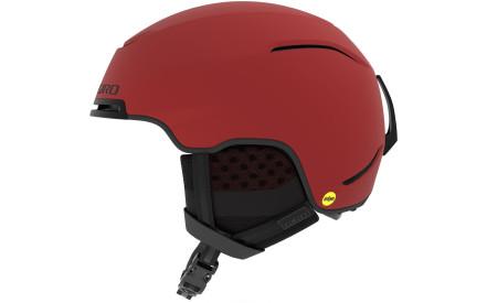 Lyžařská helma Giro Jackson MIPS Mat Dark Red Sierra e8db66b9ad8
