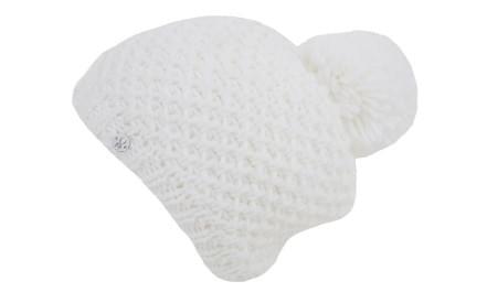 73b70acb3cc Dámská lyžařská čepice Spyder Brrr Berry Hat - white