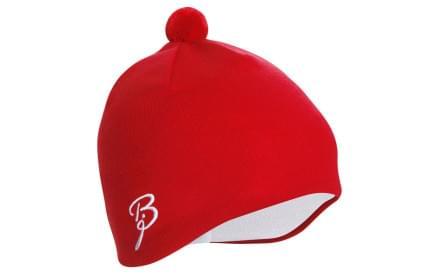 6f9f800a111 Zimní běžecká čepice Bjorn Daehlie Earprotector - red