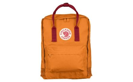 fb316b2b205 Batoh Fjällräven Kanken - Burnt Orange Deep Red