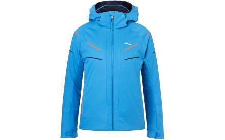 f092906c6d5 Chlapecká membránová lyžařská bunda Kjus Boys Formula DLX Jacket -  aquamarine blue