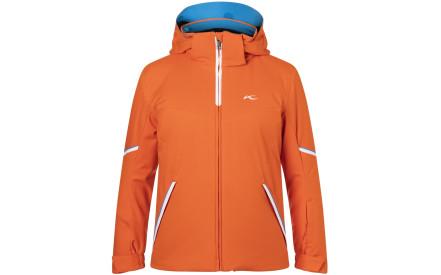 33d543903e0 Chlapecká lyžařská bunda Kjus Boys Formula Jacket - Kjus orange