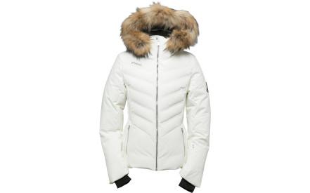 d2981716003 Dámská lyžařská péřová bunda Phenix Chloe Hybrid Down Jacket with Fur - OW1