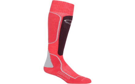 Dámské lyžařské ponožky Icebreaker Wmns Ski+ Medium OTC - prism velvet smoke 9def73c9c4