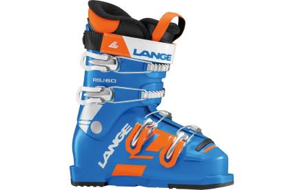 Dětské lyžařské boty Lange RSJ 60 - power blue e7ce53847e
