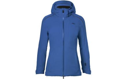 40776168209c Dámská lyžařská bunda Kjus Women Formula Jacket - strong blue