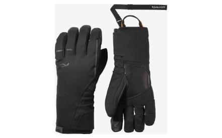 Dámské lyžařské membránové rukavice Kjus Ladies Formula Glove - black 6441440b95