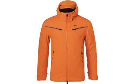 ff54b0f4ff0 Pánská lyžařská bunda Kjus Men Formula Jacket - Kjus orange