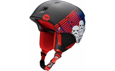 51f6c0102ca Dětská helma Rossignol Comp J Star Wars