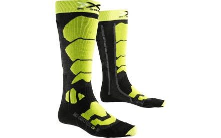Lyžařské ponožky X-Socks Ski Control 2.0 Socks Men - Anthracite Green Lime 686964aa11