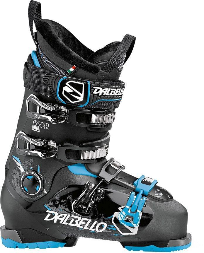 Lyžařské boty Dalbello Avanti AX 100 - black black - Ski a Bike ... 2402d3cdc3