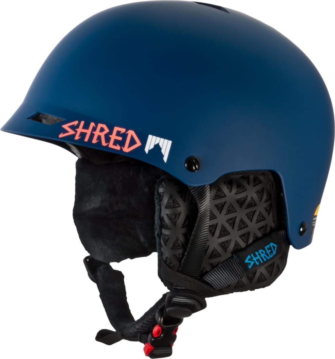 Shred Half Brain D-Lux Grab - navy XS/M