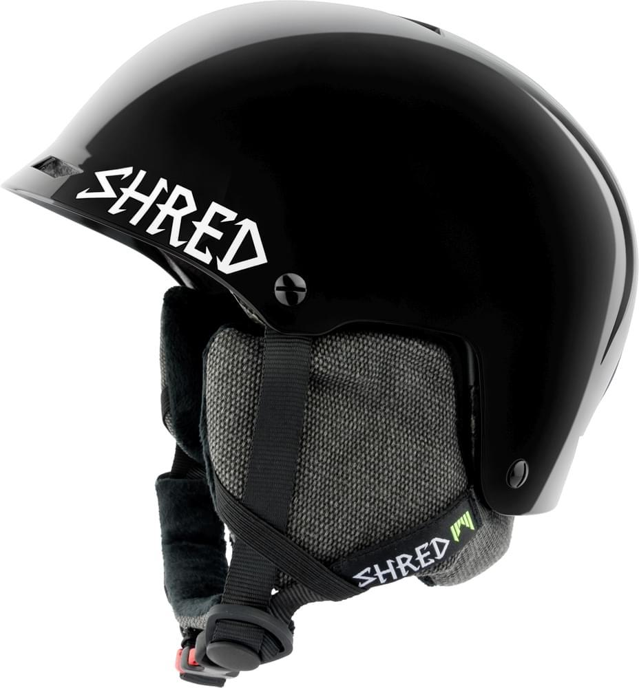 Shred Half Brain D-Lux Black Out - black M/XL