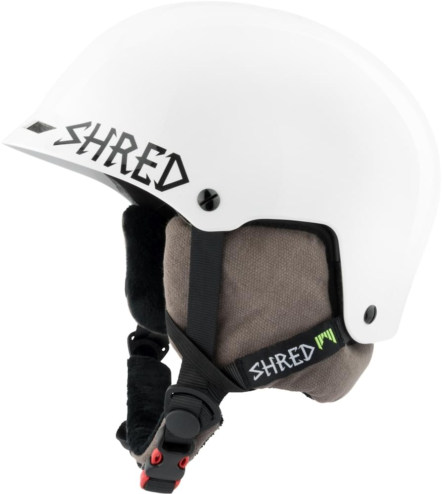 Shred Half Brain D-Lux Bleach - white XS/M