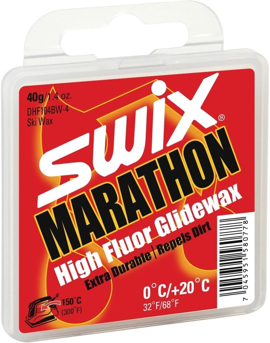 Swix Marathon High Fluoro Glide 40g uni