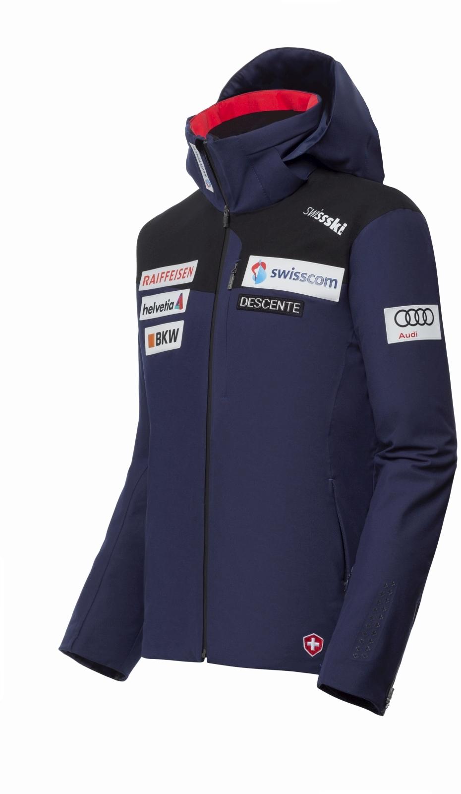 Descente Swiss Ski Replica - dark night M