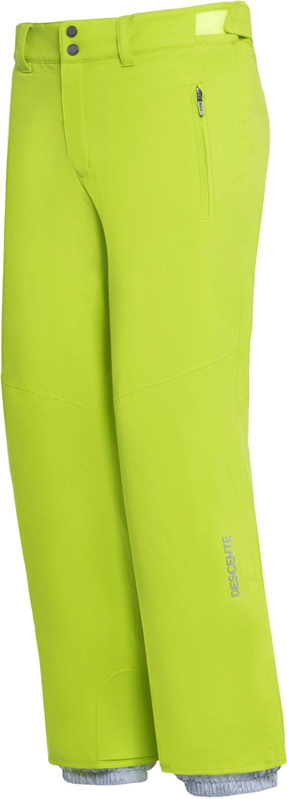 Descente Roscoe Pants - lime green XXL
