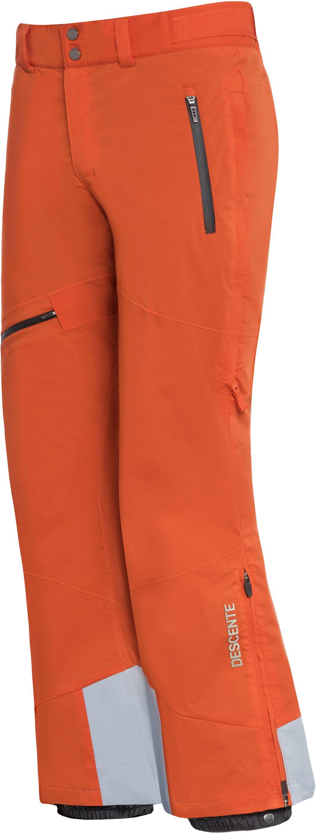 Descente Cid CPCP Pants - orange XL