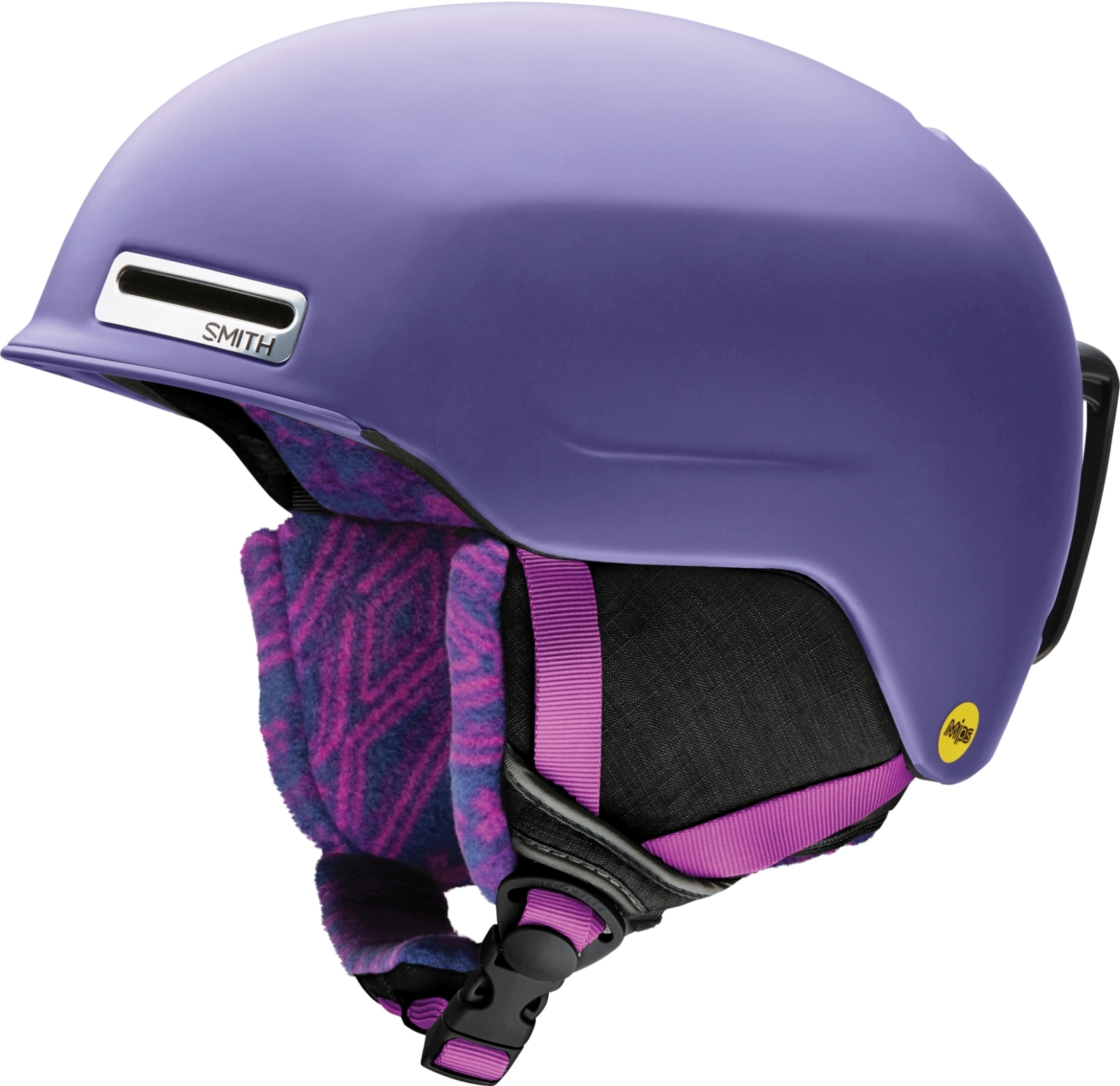 Smith Allure - mat dusty lilac 55-59