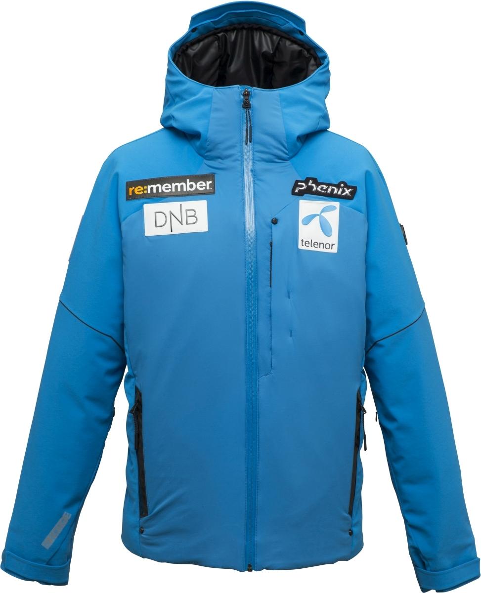 af56d4681c Lyžařská péřová bunda s membránou Phenix Norway Alpine Team Hybrid Down  Jacket - NAB1