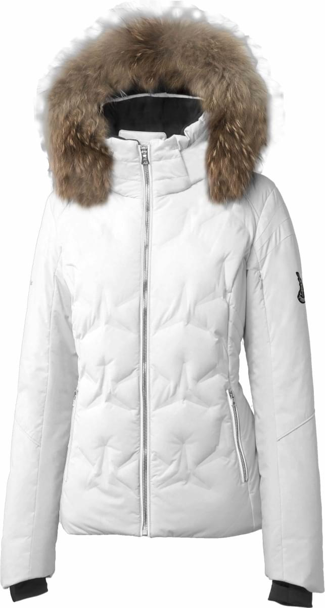 Phenix Rose Down Jacket (real fur) - OW 40