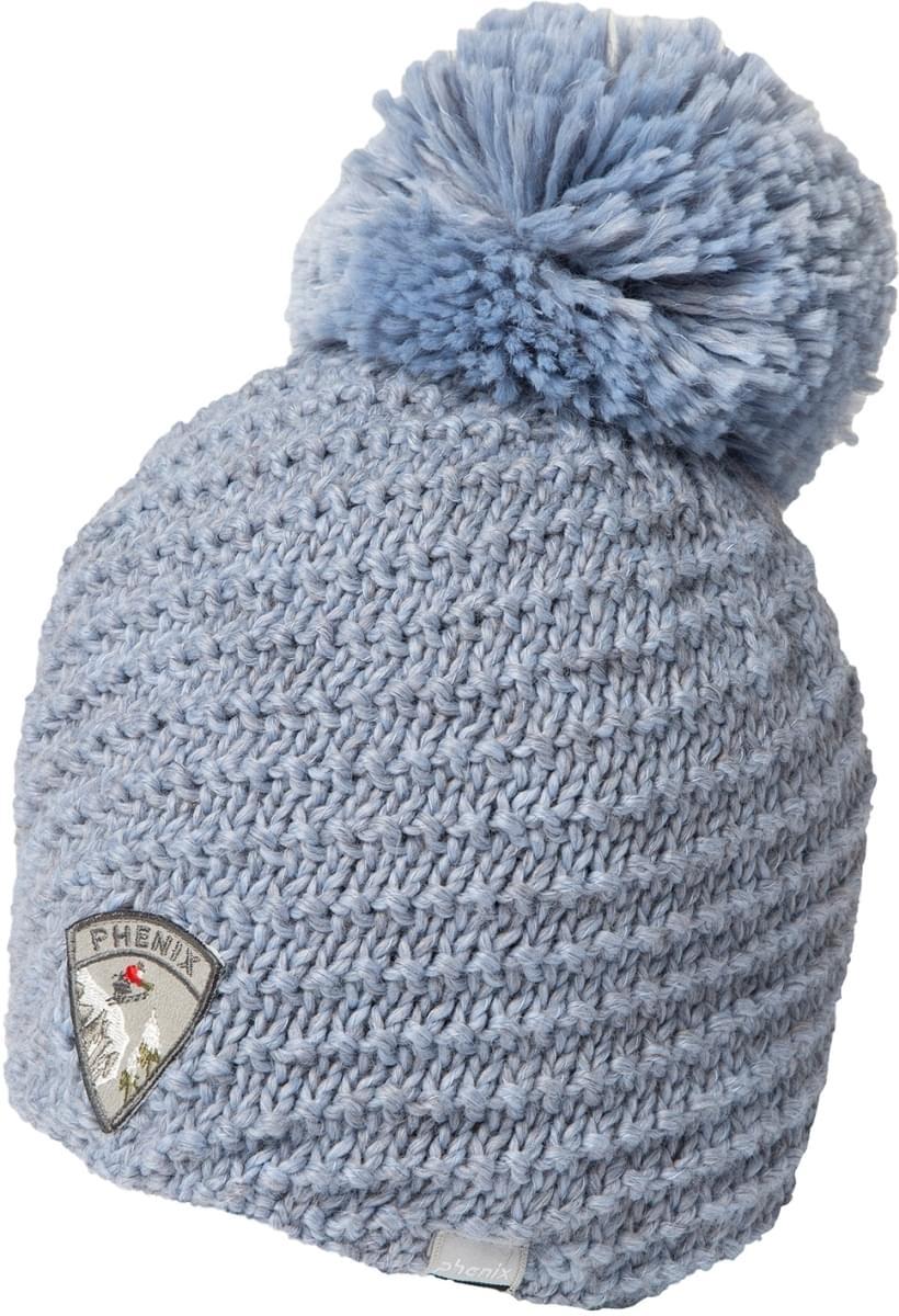 55151ba004b Dámská lyžařská čepice Phenix Montclair Knit Hat With Pon-Pon - SX ...