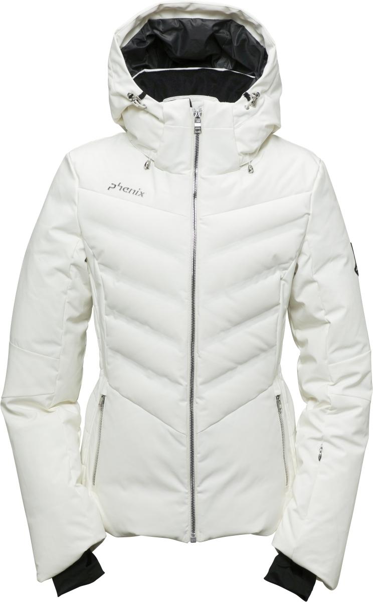 Dámská lyžařská péřová bunda Phenix Chloe Hybrid Down Jacket - OW1 ... 64d7f54c71