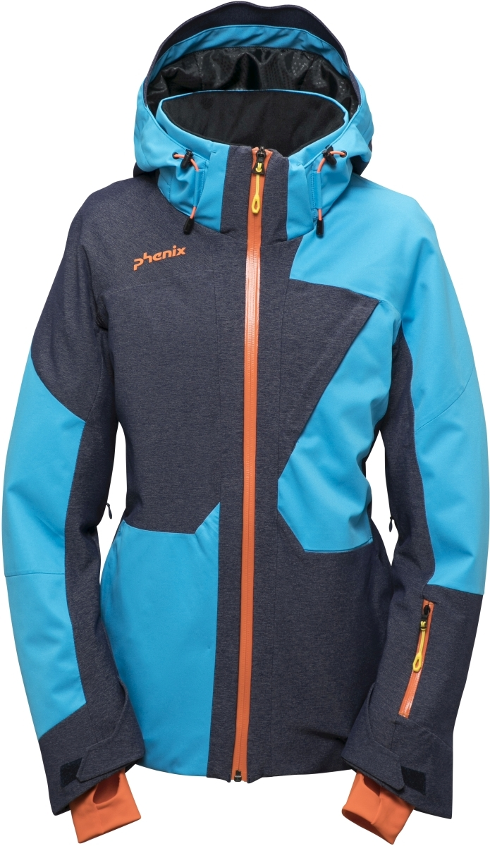 0fffd8137358 Dámská lyžařská bunda Phenix Mush   W s Jacket - TQ - Ski a Bike ...